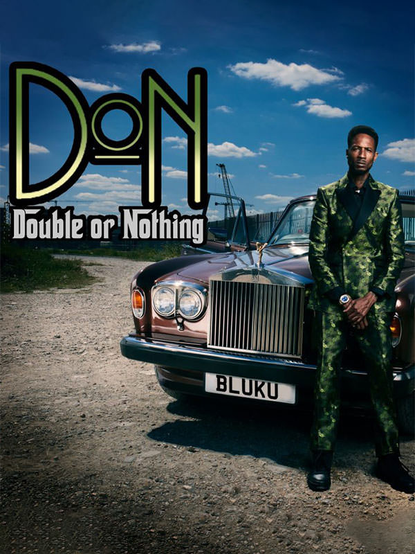 D Double E double-or-nothing DON promo photo